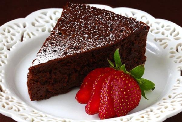 10 Flourless Chocolate Cake