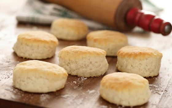 6 Classic 3 Ingredient Southern Biscuits